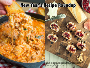 New Years recipe roundup